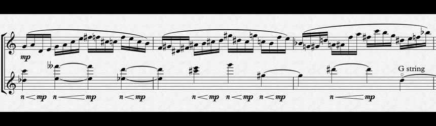 Combining Two Or More Instruments Into a Single Part in Sibelius