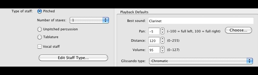 Correctly Defining Glissando Playback Defaults in Sibelius