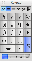 sib-keypad