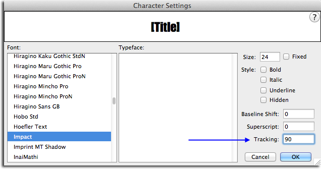 fin-character-settings