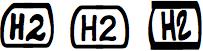 fonts-2-characters