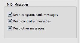 flexi-midi-messages