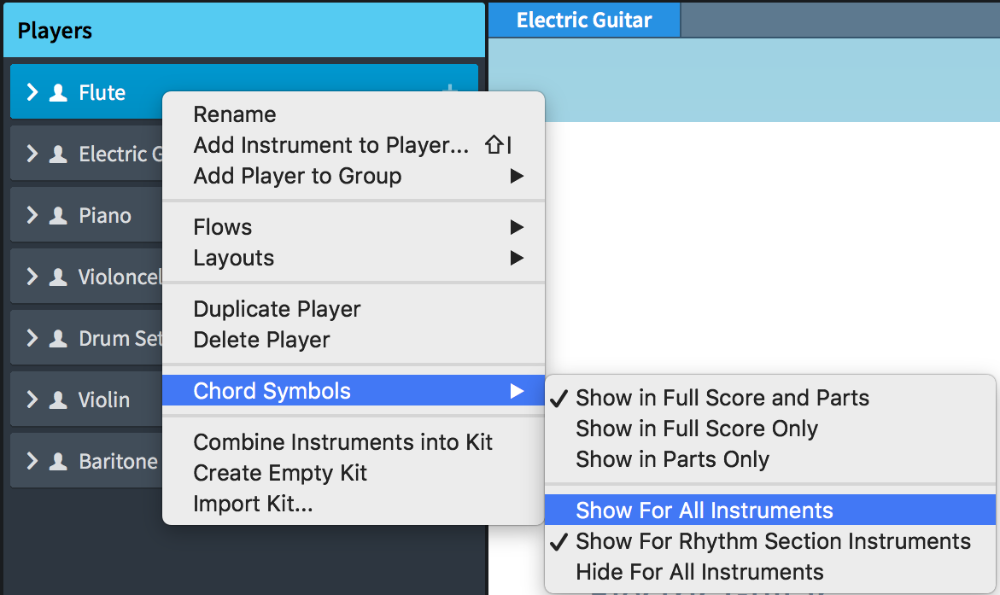 How To Input Chord Symbols In Dorico Write Mode Of Note